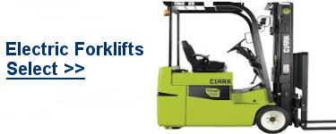 Select Clark Electric Forklifts