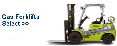 Select Clark Gas Forklifts